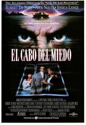 Todo el terror del mundo el cabo del miedo cape fear martin scorsese eeuu 1991 - Robert de niro el cabo del miedo ...