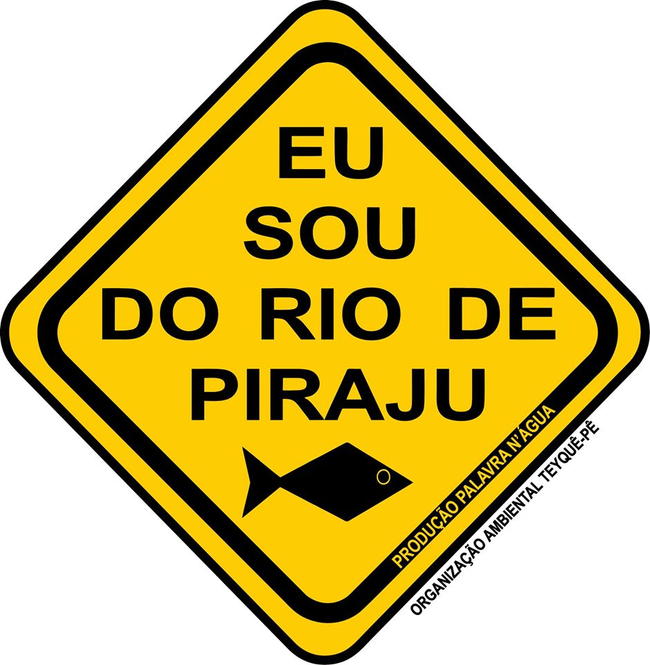 Eu sou do Rio de Piraju!