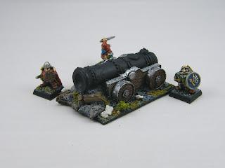 Dwarf Cannon