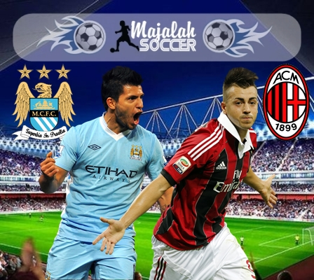 Highlight Dan Prediksi Bola Manchester City Vs AC Milan