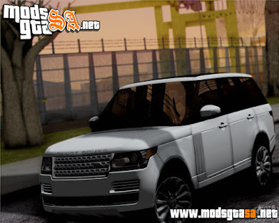 SA - Range Rover Vogue 2014