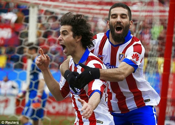 VIDEO Atletico Madrid 4-0 Real Madrid gol highlights