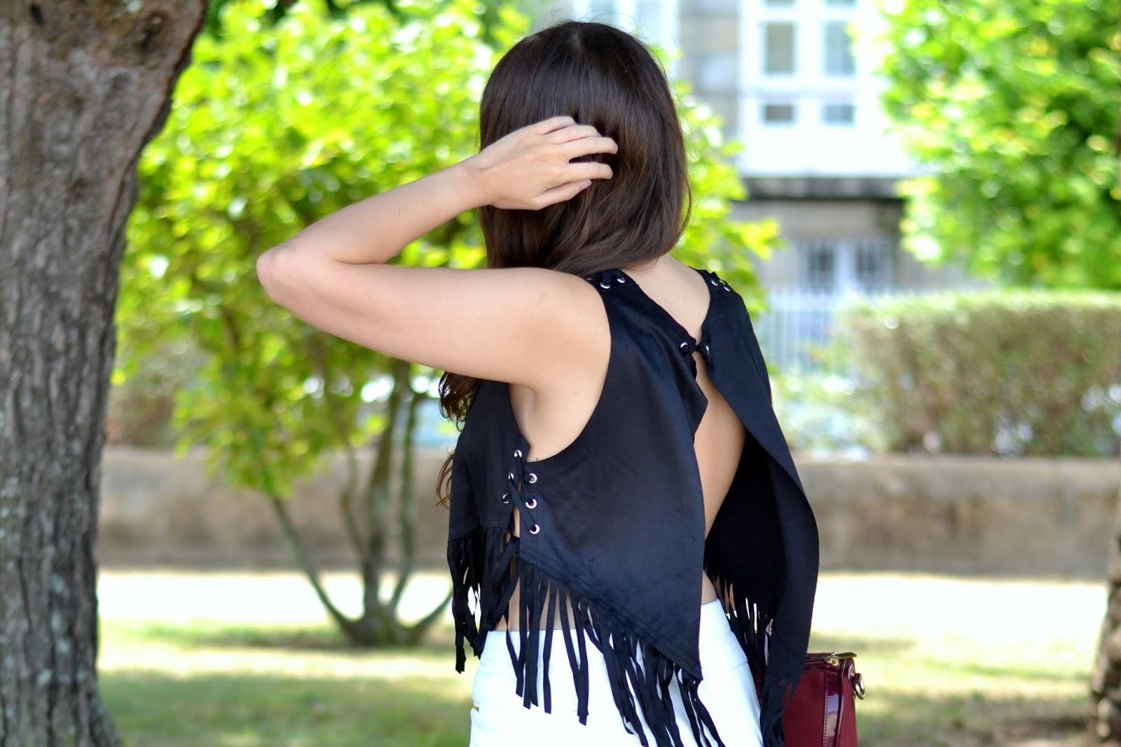 backless, yudani, me and my bag