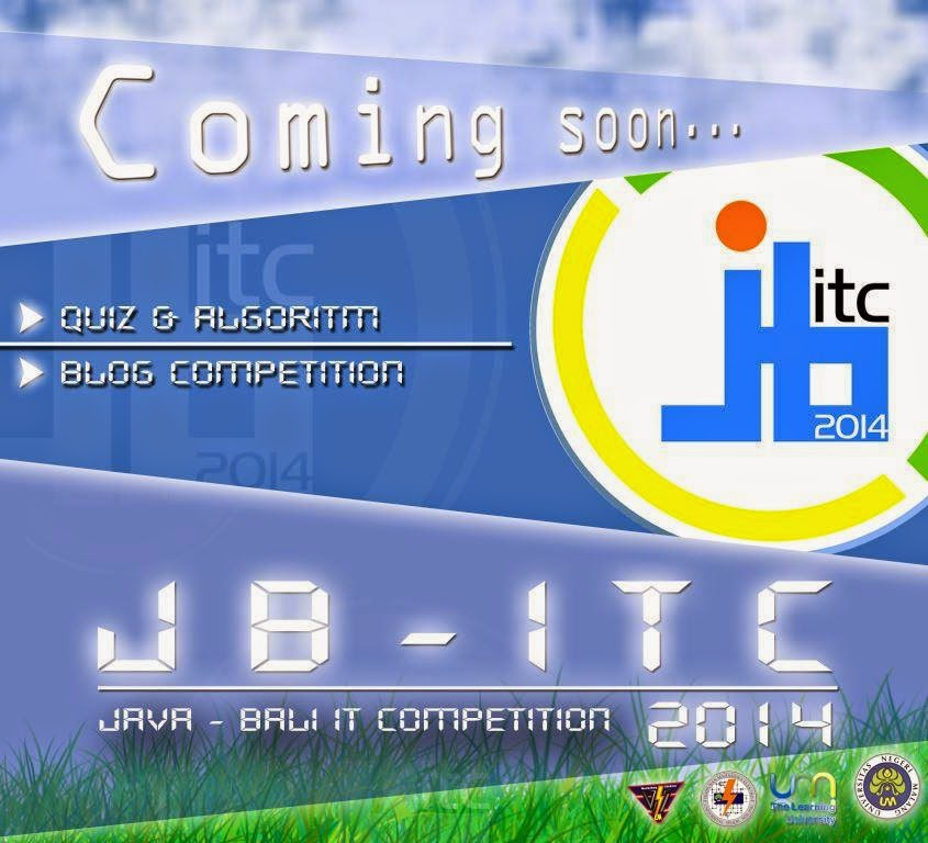 Kompetisi IT - JB ITC (comming soon)