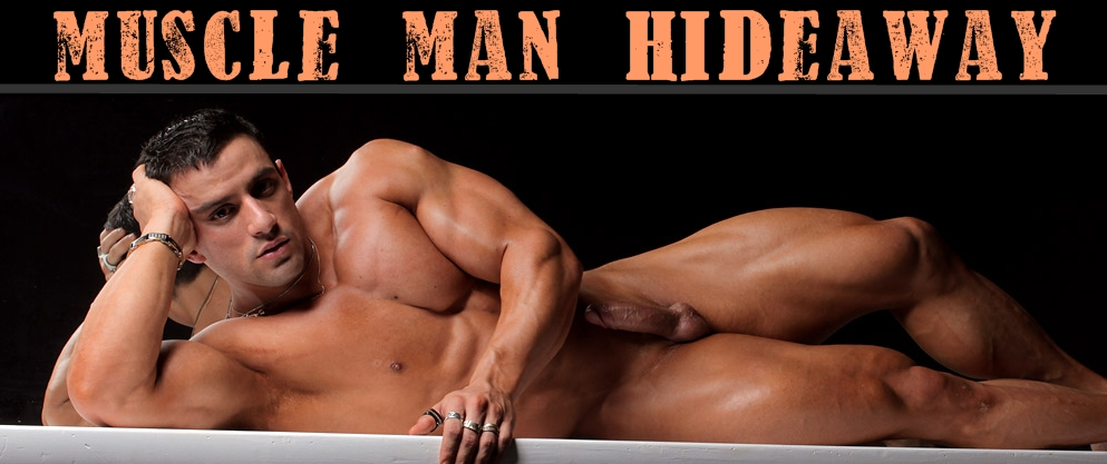 Muscle Man Hideaway