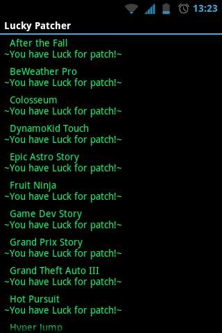 lucky patcher for android without root