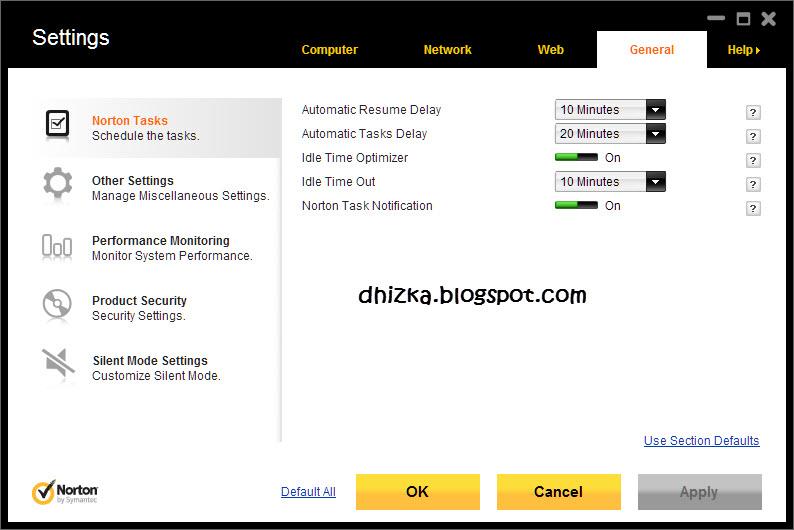 Norton Internet Security 2012 19.1.1.3 + Trial Resetter