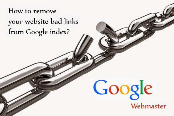 Remove URL from Google Index