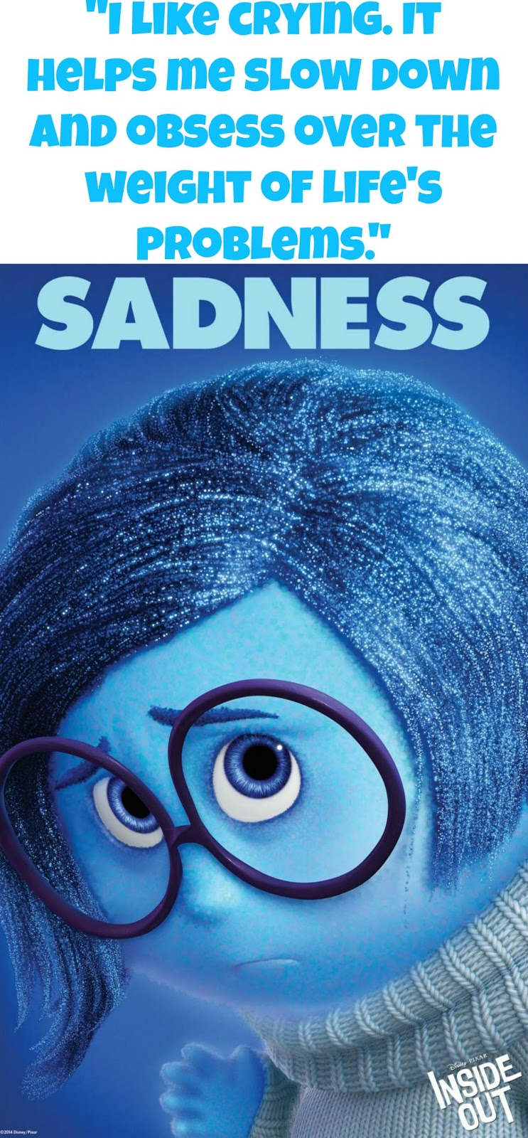 Disney Sisters Inside Out Movie Quotes And Activity Pages Insideout