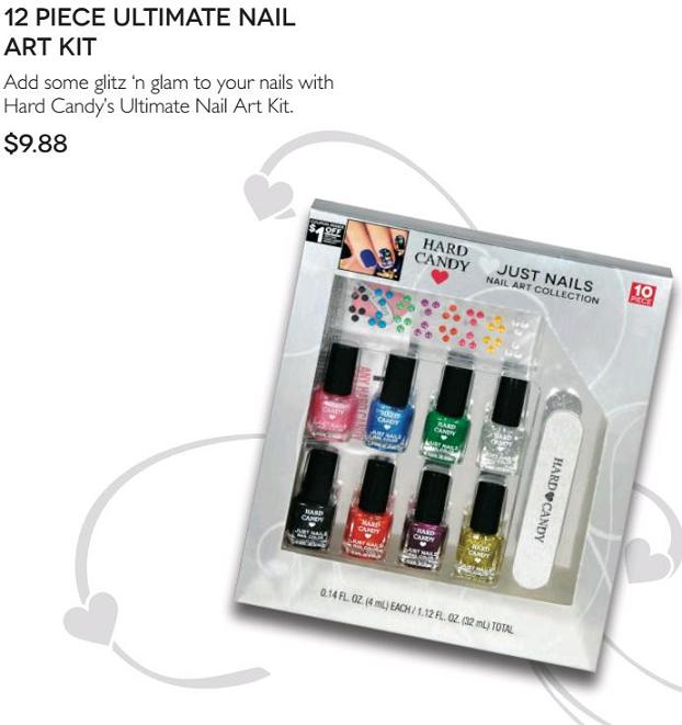 Hard candy holiday gift sets entire collection
