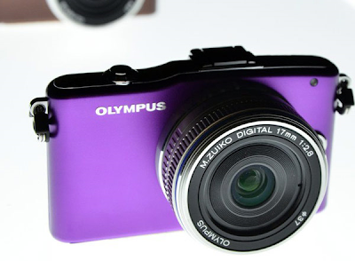 Olympus PEN E-PM1, 12.3 MP, With Full HD Video Recording Spesifications, Price and Review