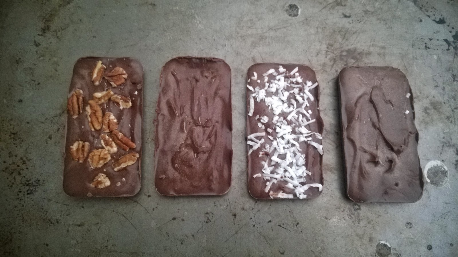 healthy chocolate bar recipe via: How To Just About Anything