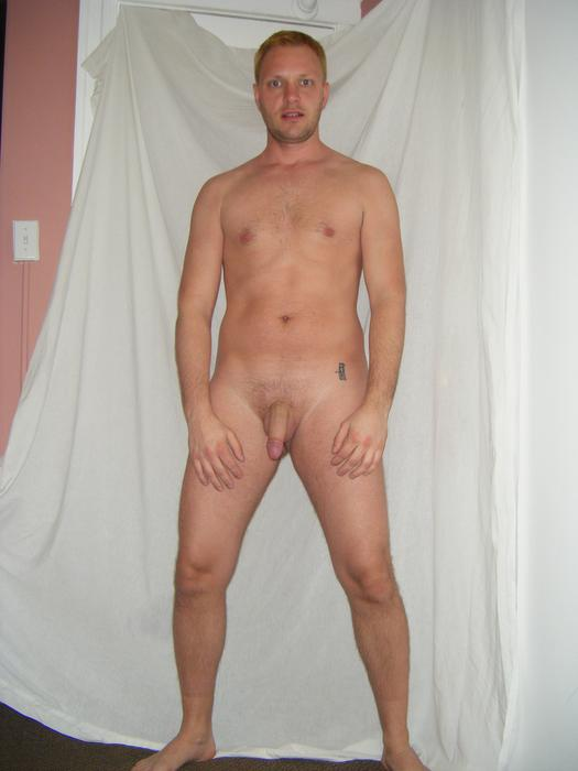 male young adults naked