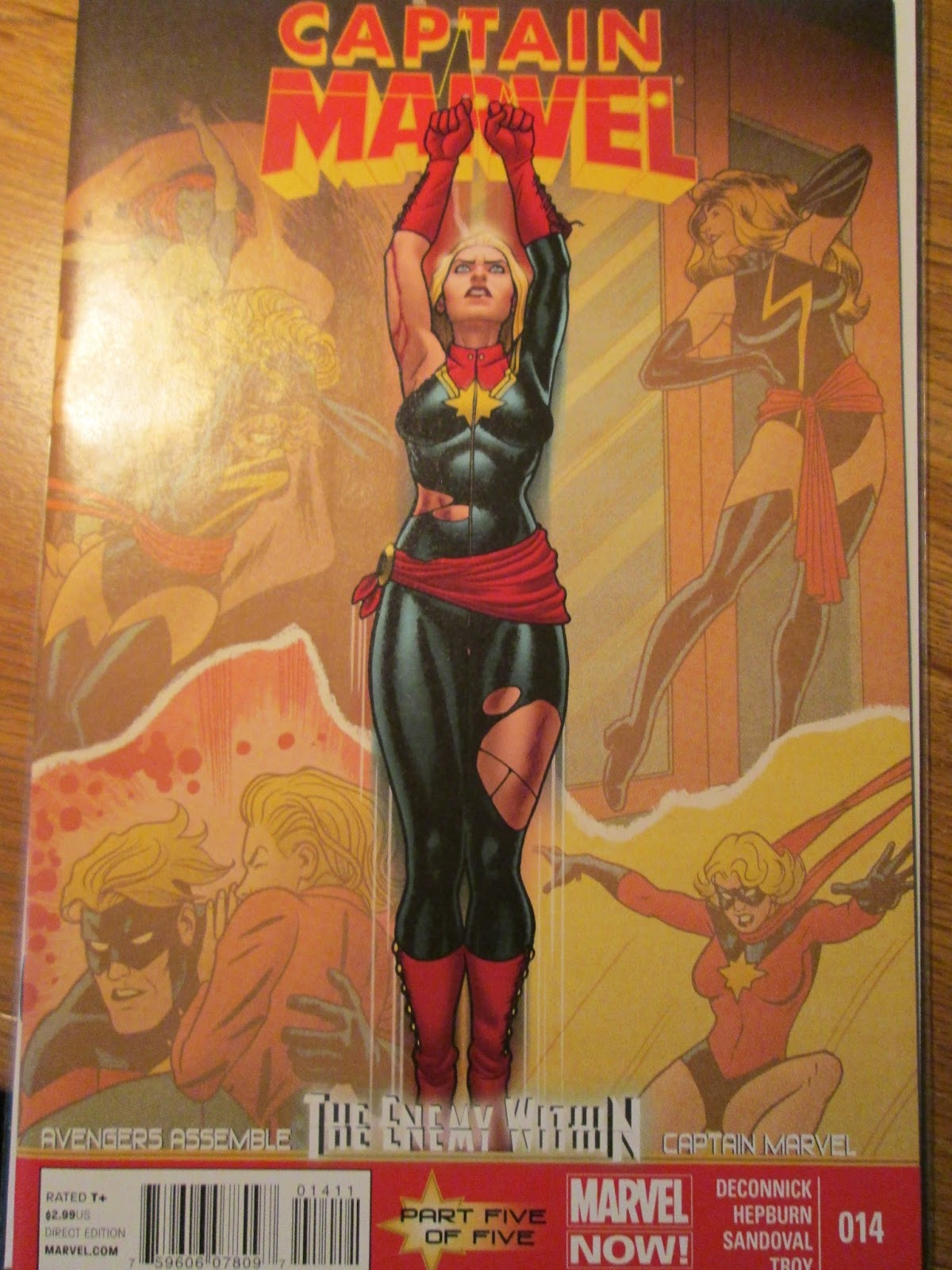 Swords of Sorrow #3 Cosplay Incentive Variant VF+//NM Cover I