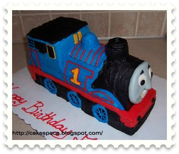 Template For Thomas The Tank Engine Cake | Thomas The Tank Engine Cake Tutorial