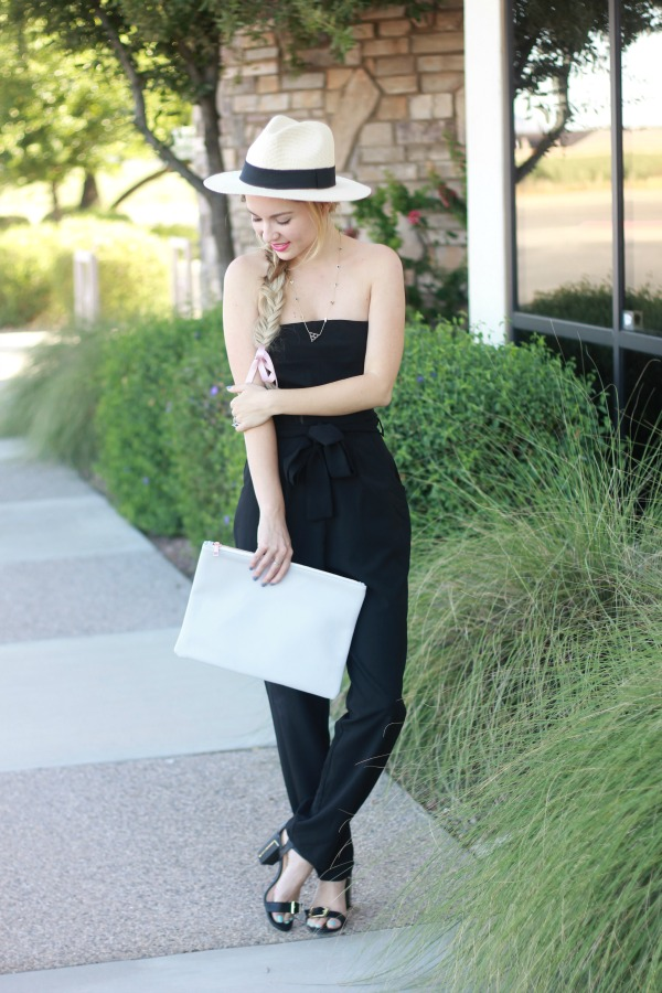 Style, Jumpsuit, Ribbon, Hat, Simply Sutter
