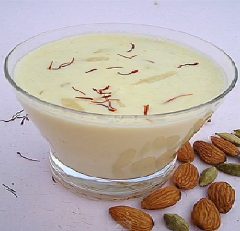 Kheer on Eid