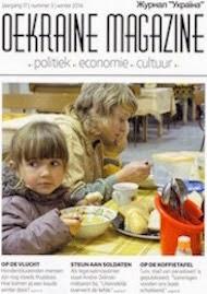Wintereditie Oekraïne Magazine