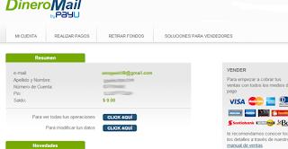 cuenta DineroMail