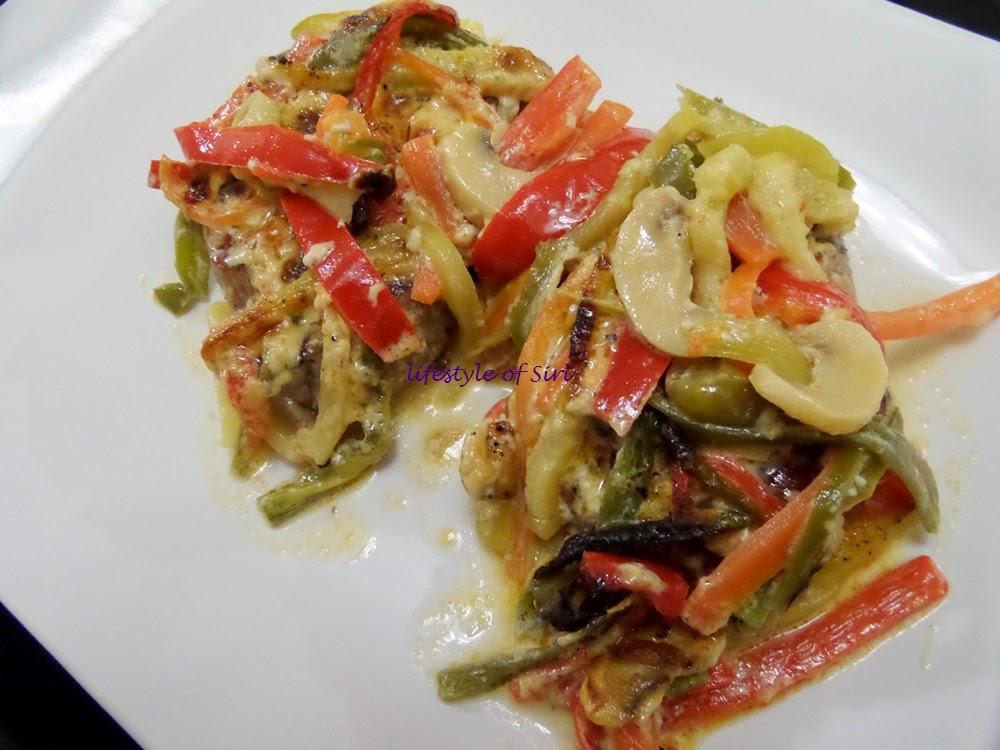 Kremalı sebzeli bonfille- mühürleme nasıl yapılır