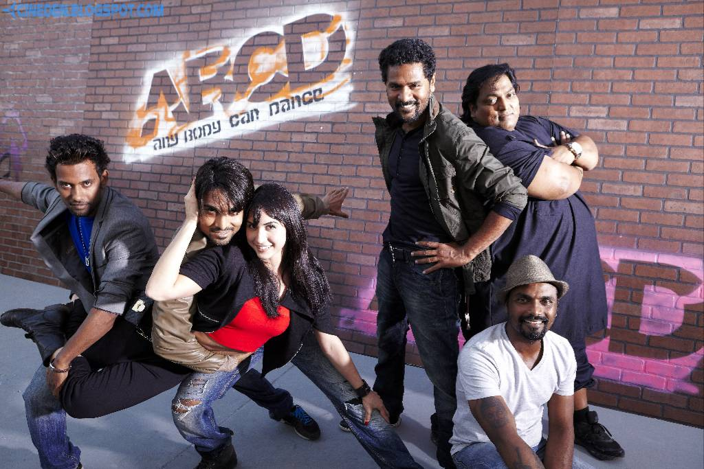 ABCD: Any Body Can Dance (2013) - Hindi Movie Review