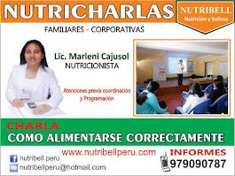 NUTRI-CHARLAS
