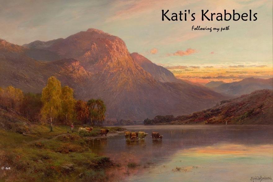Kati's Krabbels