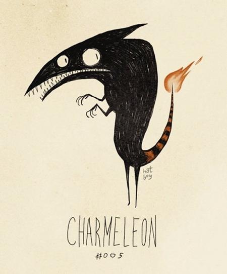 tim_burton_pokemon_charmeleon