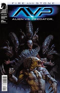Aliens Predator Prometheus