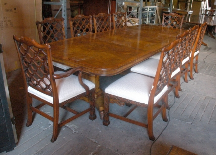 Chippendale Chairs For Sale Chippendale Chairs Set