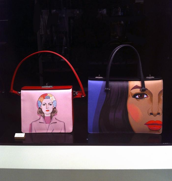 Kitty N. Wong / Pradasphere - Jeanne Detallante bags