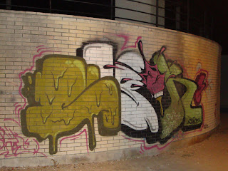 Graffiti - Sant Carles de La Rápita