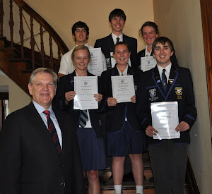 Students Completing VET Certificates and State Ensemble Honours Program