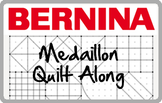 Medaillon Quilt Along