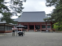 毛越寺本堂
