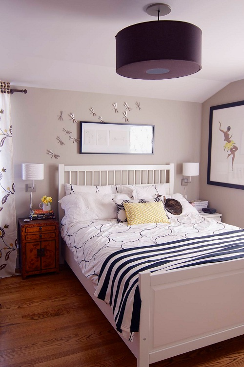 Decorar un dormitorio con muebles diferentes boho deco chic for Muebles diferentes