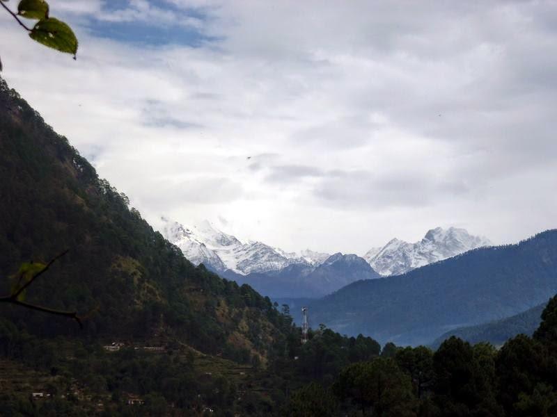 Uttarakhand Himalayas, Garhwal villages