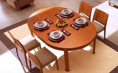 C mo decorar una sala comedor peque a cocinas modernass for Como organizar una sala comedor pequena