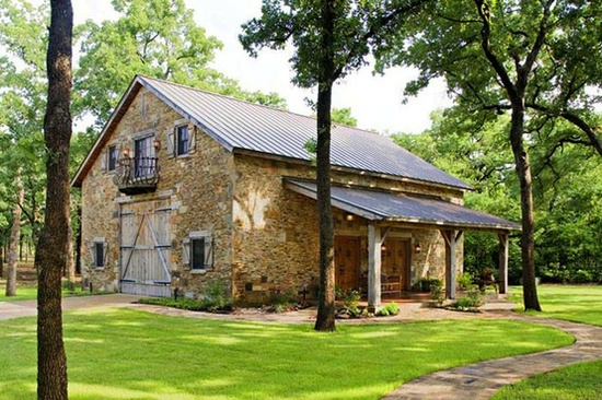 European farmhouse charm barnhouse envy for Wood barn homes