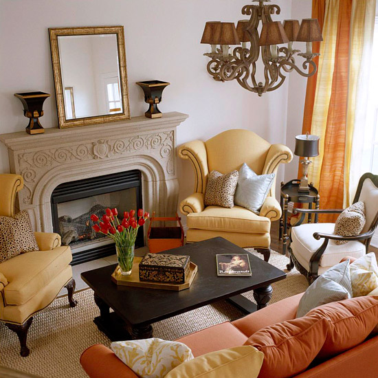 Fresh Living Rooms Decorating Ideas 2011 for Summer | Furniture ...