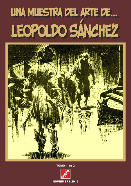 Obras de Leopoldo Sánchez - EAGZA