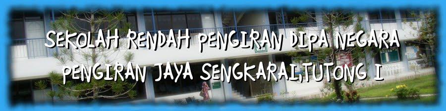 SEKOLAH  RENDAH PDN PJ SENGKARAI, TUTONG I