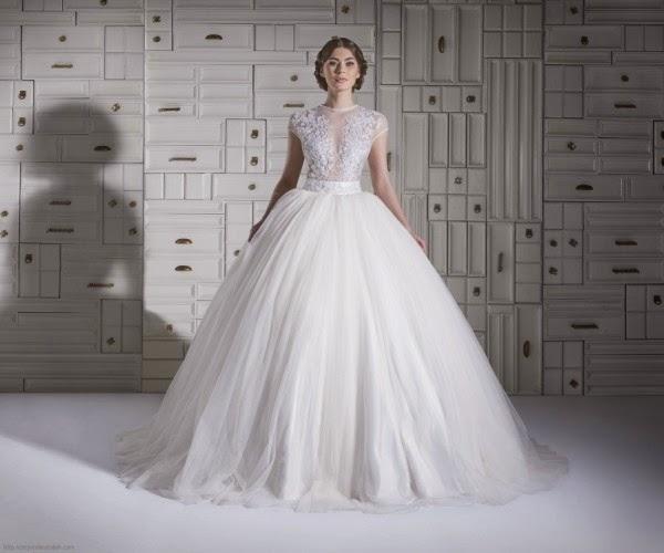 WEDDING DRESSES BY CHRYSTELLE ATALLAH