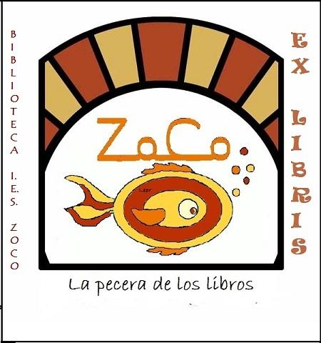 Logo de la biblioteca del IES Zoco