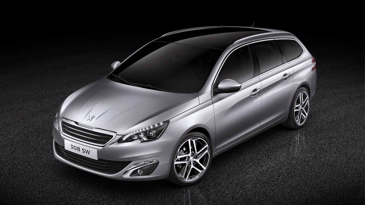 New Peugeot 308 SW - Sleek and Spacious