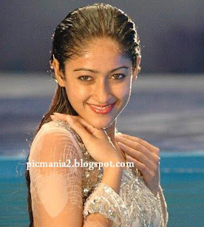 South indian mallu actress itena hot cleavage and exposing backside pic