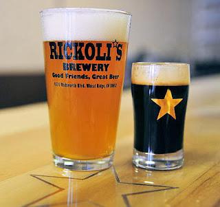 Brewery Rickoli 1st Anniversary