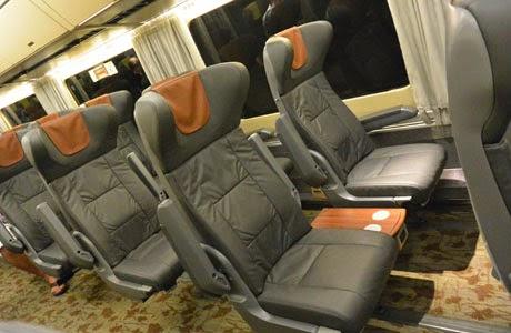 Via Rail de Quebec a Montreal