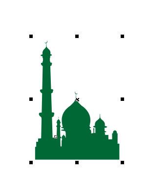 95  Gambar Masjid Untuk Kartu Ucapan Kekinian