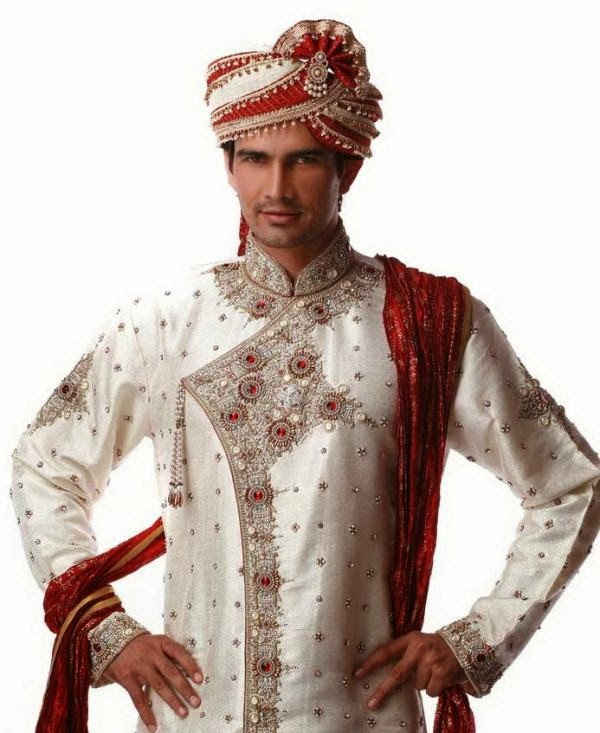 Bridal And Wedding World: Latest Groom Bridal Dresses in Pakistan 2013